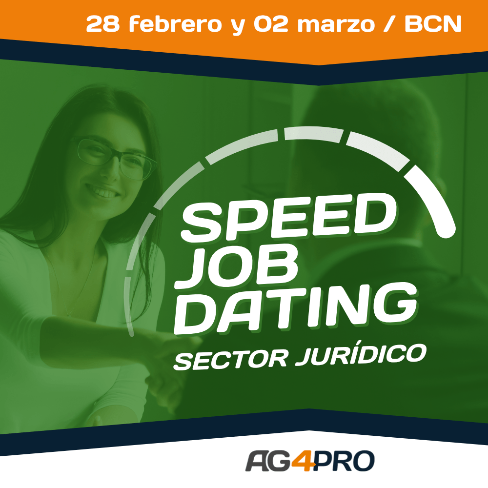 Speed Job Dating AG4PRO
